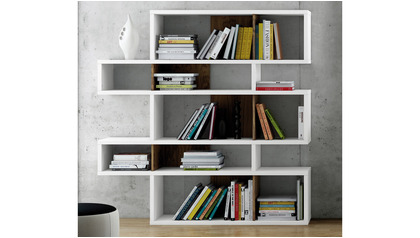 Ziva Two Shelving Unit