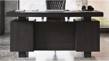 Monroe Desk - Black