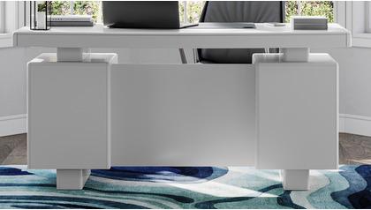 Monroe Desk - White
