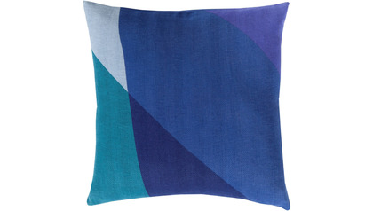 Teori Primary Throw Pillow