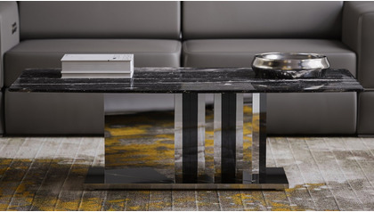 "Nero 51"" Coffee Table"