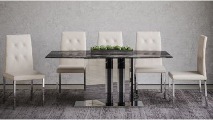 "Nero 71"" Dining Table"