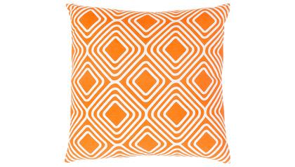 Miranda Squares Throw Pillow