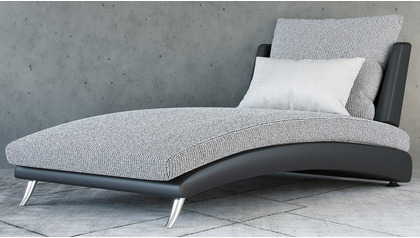 Palms Chaise