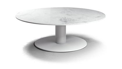 Perla Marble Coffee Table