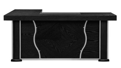 Pierce Desk - Black
