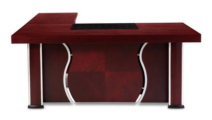 Pierce Desk - Mahogany