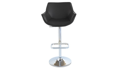 Black Pinot Bar Stool