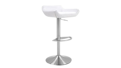 White Ray Bar Stool