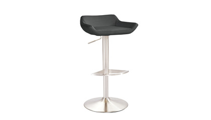 Black Ray Bar Stool