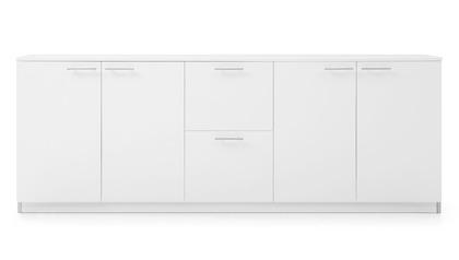 Reagan Cabinet - White