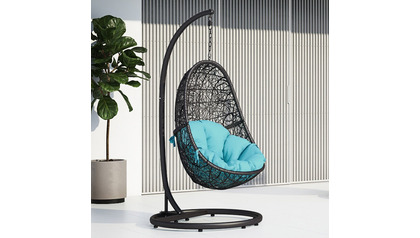 Reef Swing Chair - Black