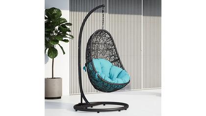 Reef Swing Chair - Black