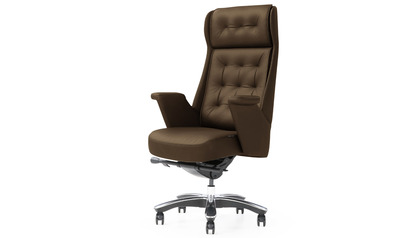 Rockefeller Leather Executive Chair