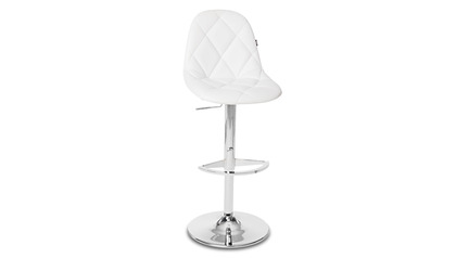 White Romy Bar Stool