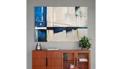 "Sanctification Canvas Art - 72"" x 48"""
