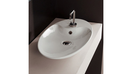 Shape Oval Sink