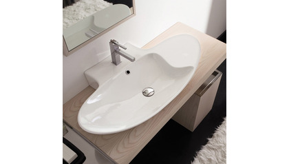 Zefiro Oblong Sink