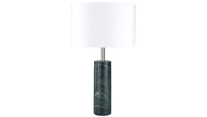 Sonete Table Lamp - Green Marble