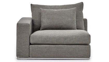 Soriano 1.5 Seater - Gray
