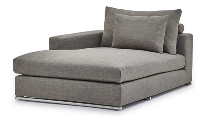 Soriano Chaise - Gray