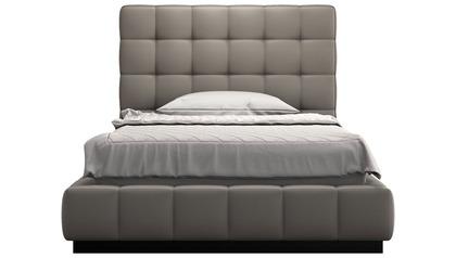 Verona Bed - Castle Gray