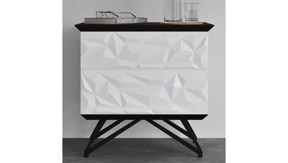Vortice Accent Table