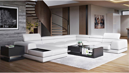 Wynn Sectional - White