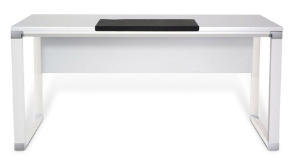 "White Delano Executive 71"" Desk"