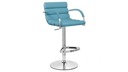 Ego Teal Bar Stool