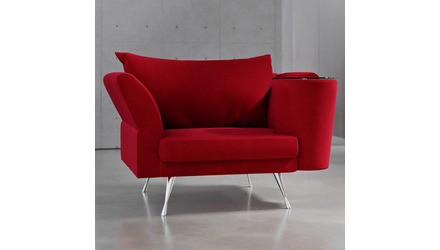 Cafe Chair - Red...