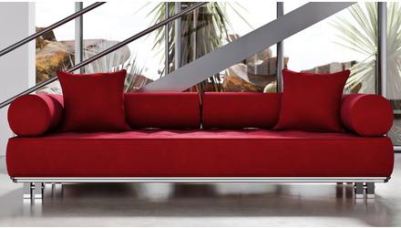 Carrera Sofa - Red...