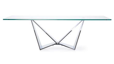 Serra Coffee Table - Clear