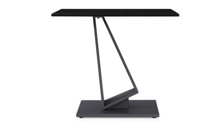 Serra End Table - Smoked