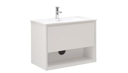 Sonoma Vanity Set - Glossy White