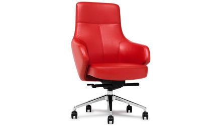 Buren Leather Executive Chair