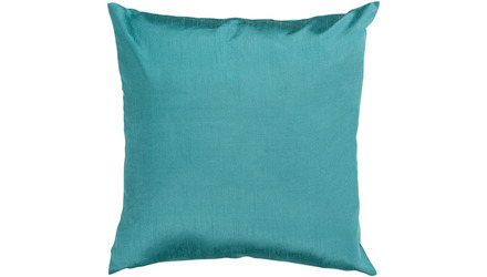 Luxe Throw Pillow with Down Insert