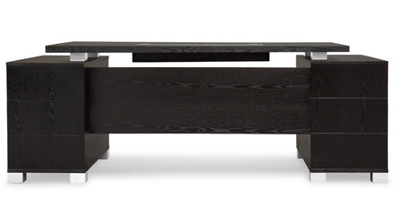 Ford Desk - Black Oak