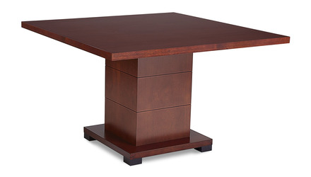 Ford Conference Table - Light Walnut
