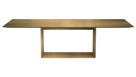 Galice 106 Inch Rectangular Dining Table - Natural Oak