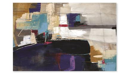 "Gravity in Balance Canvas Art - 72"" x 48"""