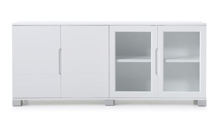 Hayes Cabinet - White