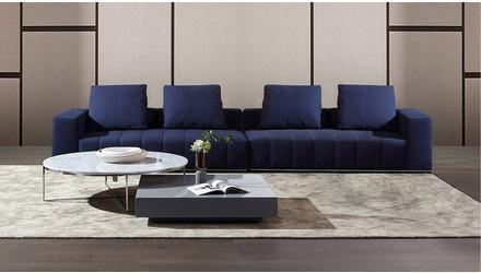 Kiesler Long Sofa