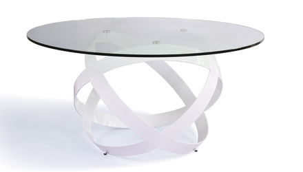 Mambo 59 Inch Round Dining Table