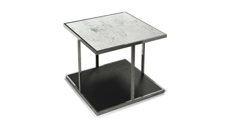 Marble Oliver Side Table