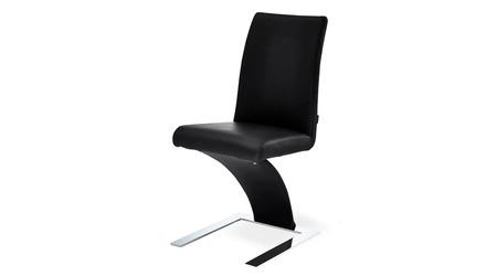 Mesa Dining Chair - Black