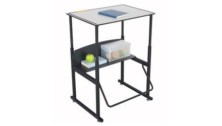 """AlphaBetter Desk, 28 x 20"""" Premium Top"""