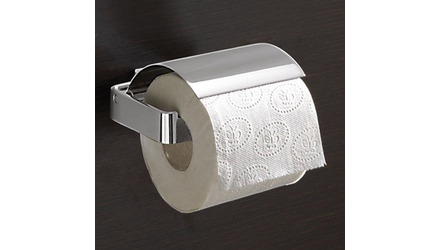 Lounge Toilet Paper Holder with Cover