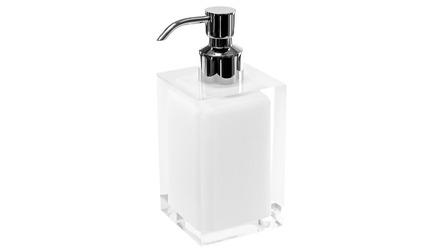 Rainbow Soap Dispenser - Curved Pump