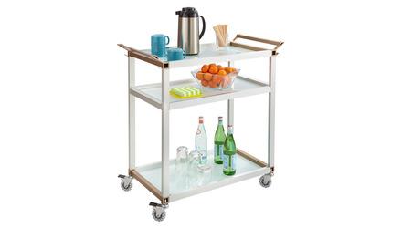 Mobile Refreshment Cart